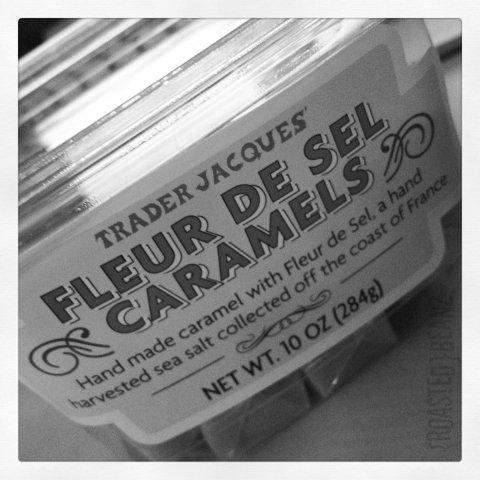 Fleur de Sel: Handcrafted Caramels