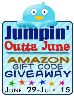 Jumpin' Outta June! #Giveaway