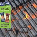 Photo courtesy of Flatout Flatbreads: 30-Day Grilling Party Event