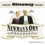 Roasted Beanz: Newmans Own Organic Giveaway
