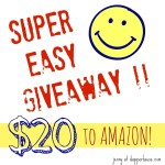Roasted Beanz: Amazon gift card giveaway