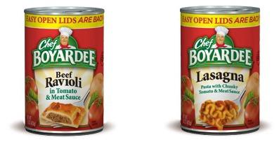 Chef Boyardee: Rollback The Memories!