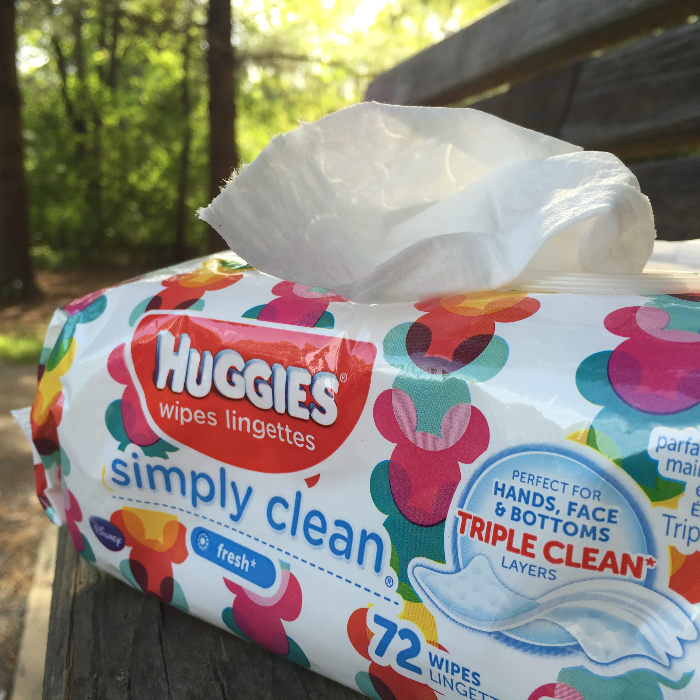 Triple Clean Tips: Keeping Wipes After Baby!