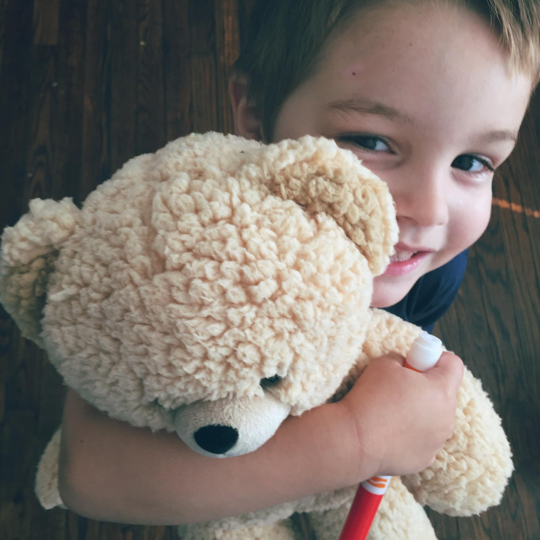 Share A Bear This SeptemBEAR! © www.roastedbeanz.com #ShareABear #ad