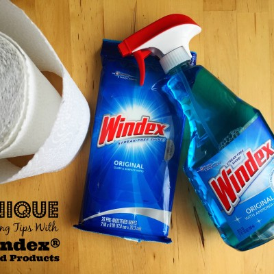 Make Family Night Shine Brighter With Unique Windex® Cleaning Tips