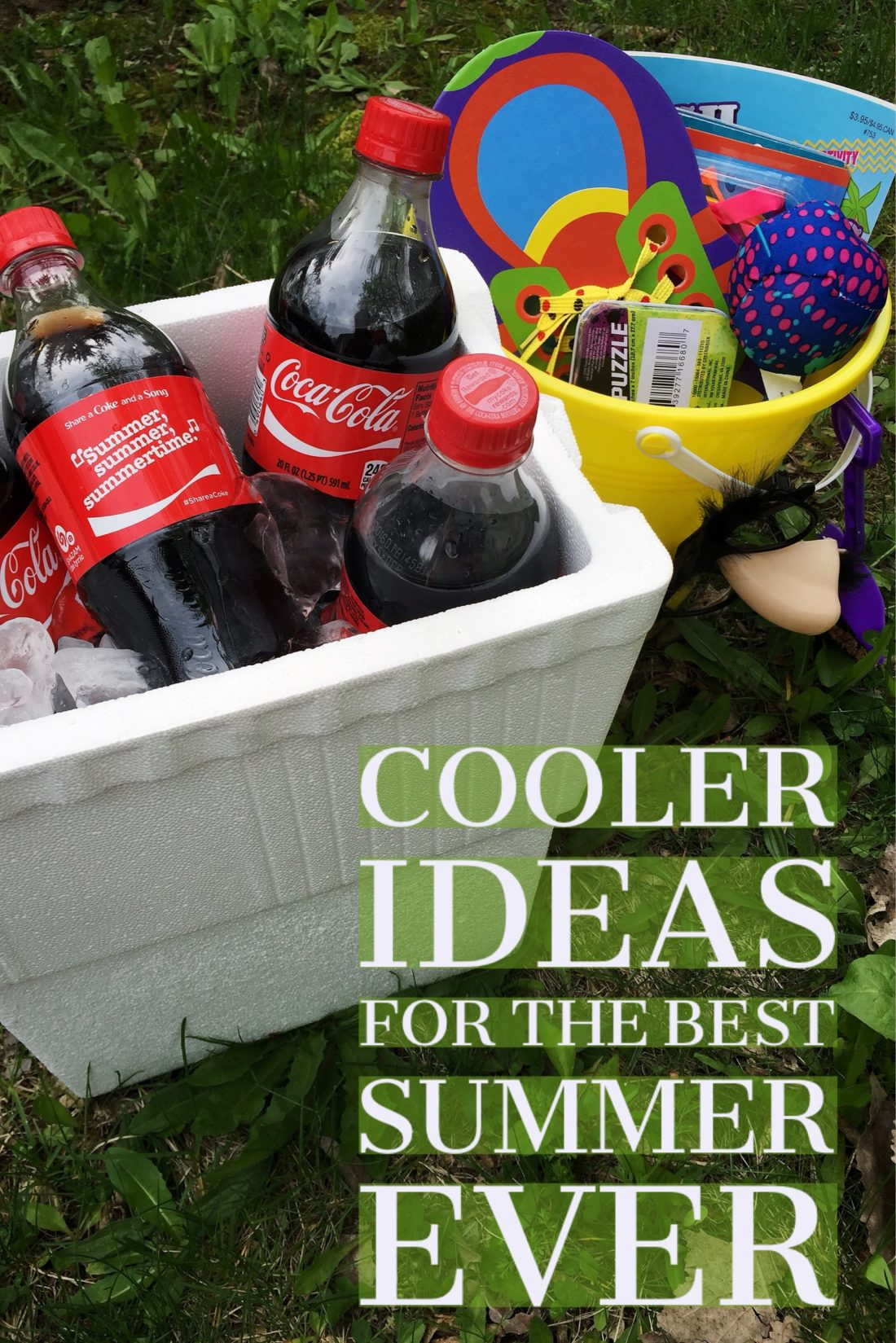 Cooler Ideas For The Best Summer Memories © Www.roastedbeanz.com  #BestSummerMemories [