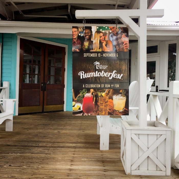 Celebrate Rumtoberfest With Bahama Breeze Island Grille © www.roastedbeanz.com #rumtoberfest #ad #menu #review