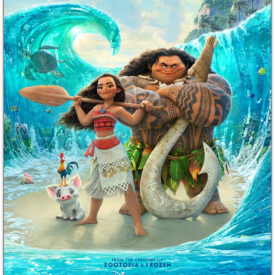 How Far I'll Go…With Disney's Moana
