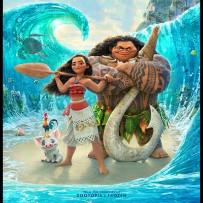 How Far I'll Go…With Disney's Moana