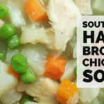 Get Groceries Shipt From Meijer For This Hash Brown Chicken Soup Recipe © www.roastedbeanz.com #ShiptLife #Meijer #rbz [AD]