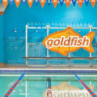 Holiday Giveaway With Goldfish Swim School