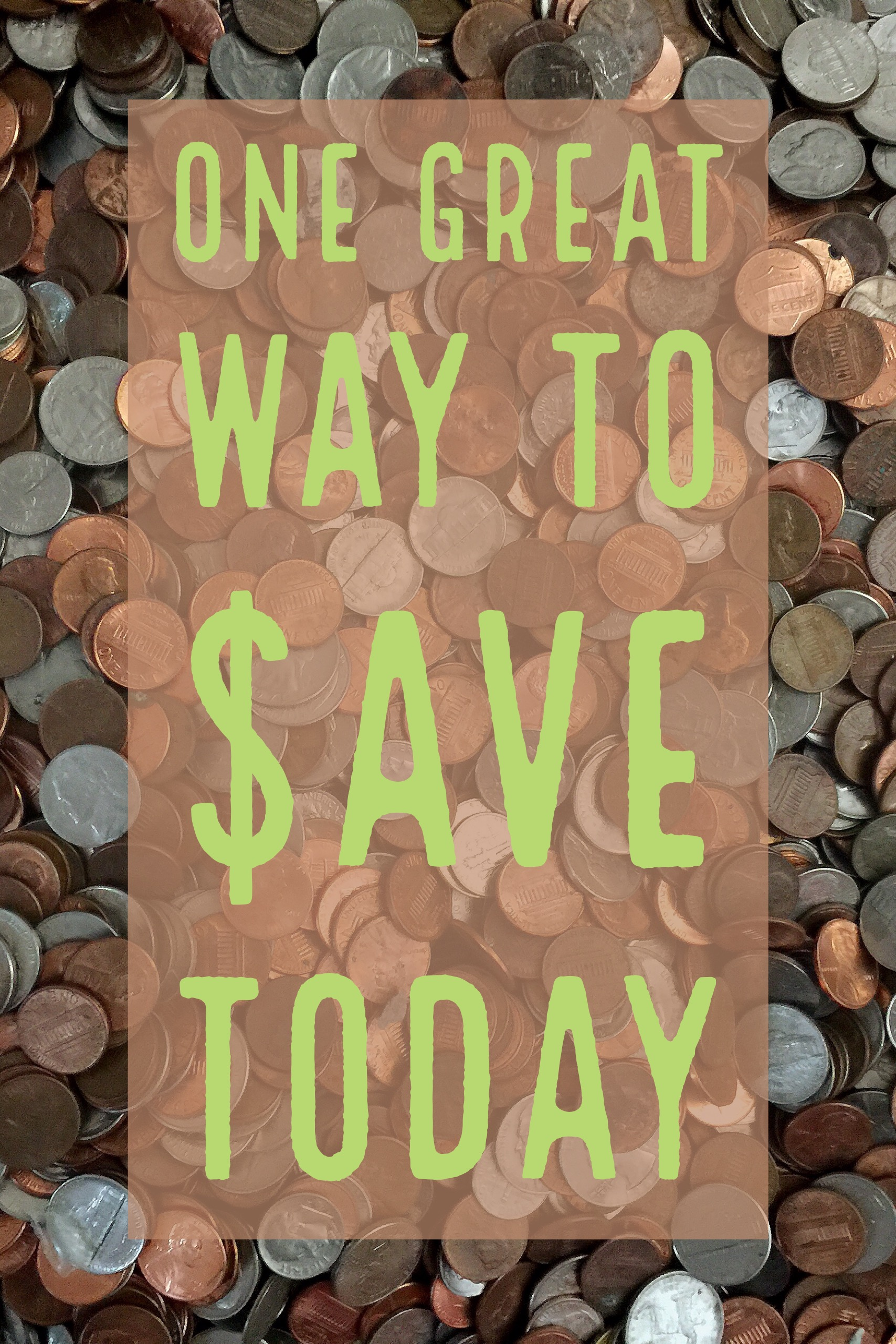 Are you ready to see how your pocket change can add up? See how a bunch of pennies changed my budget (and outlook) for preparing for rainy day goals. Plus another way to also shop resourcefully with Groupon coupons to help your savings goals!