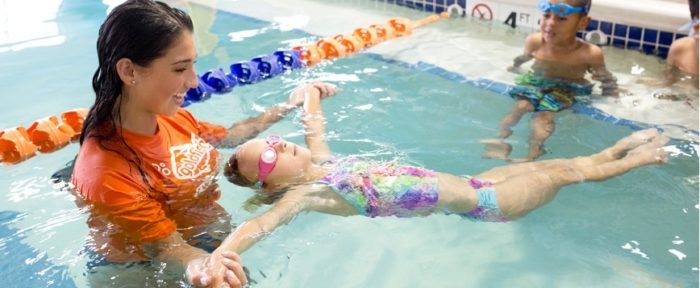 Goldfish Swim School © www.roastedbeanz.com #GoldfishSwimSchool #rbz [AD]