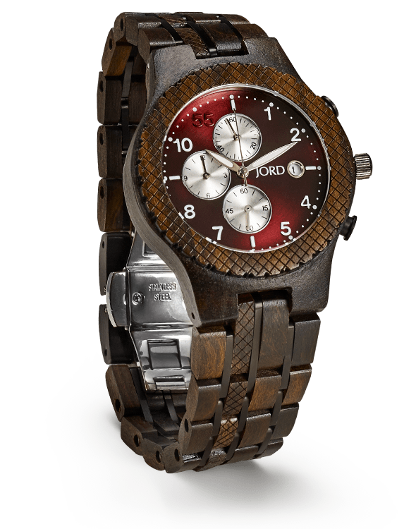 JORD: The Unique Watch To Style This Season! © www.roastedbeanz.com [AD] #JORDwatch #woodwatch
