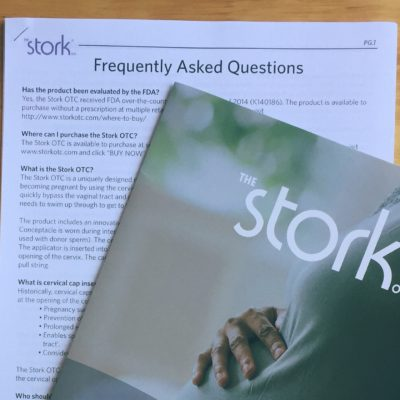 Talking Babies And TTC With The Stork OTC