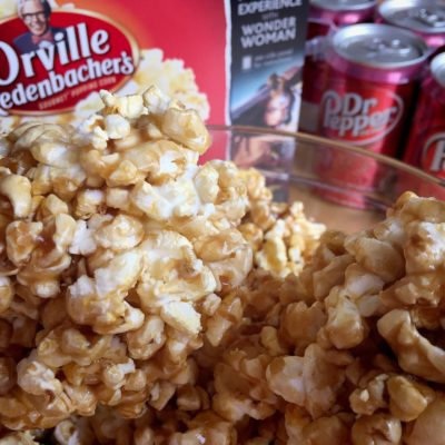 The Best Popcorn Ball Recipe For A Wonderful Movie Night