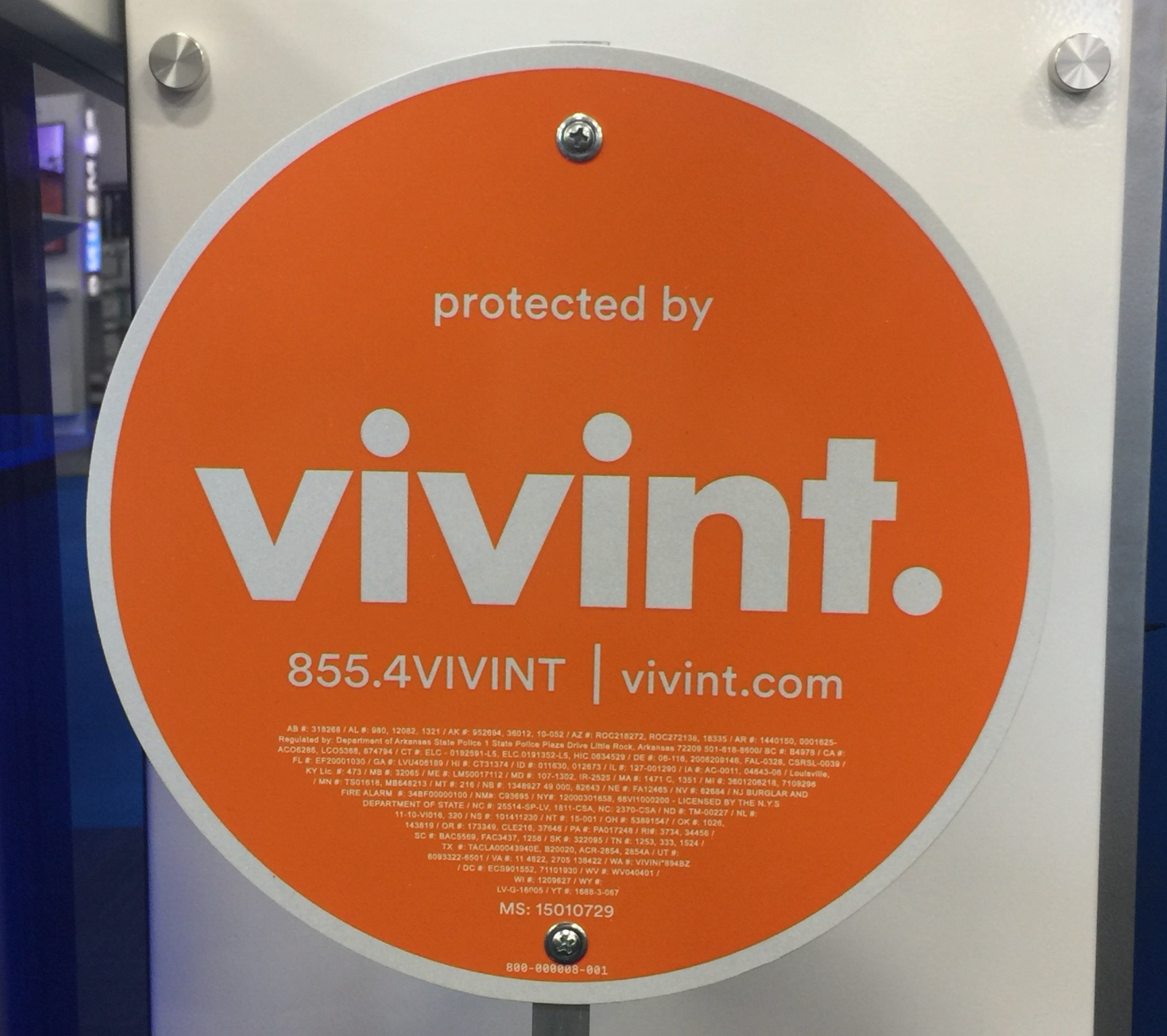 Best Buy Home Security Powered By Vivint © www.roastedbeanz.com [AD] #bbyvivint #shop