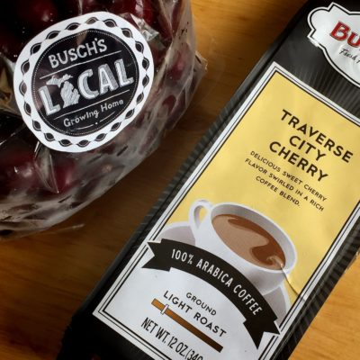 A Sweet Summer Michigan Cherry Coffee Jelly Recipe