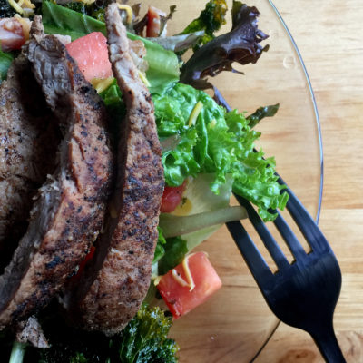 Time Saving Michigan Takeout Tip And Steakhouse Sirloin Salad