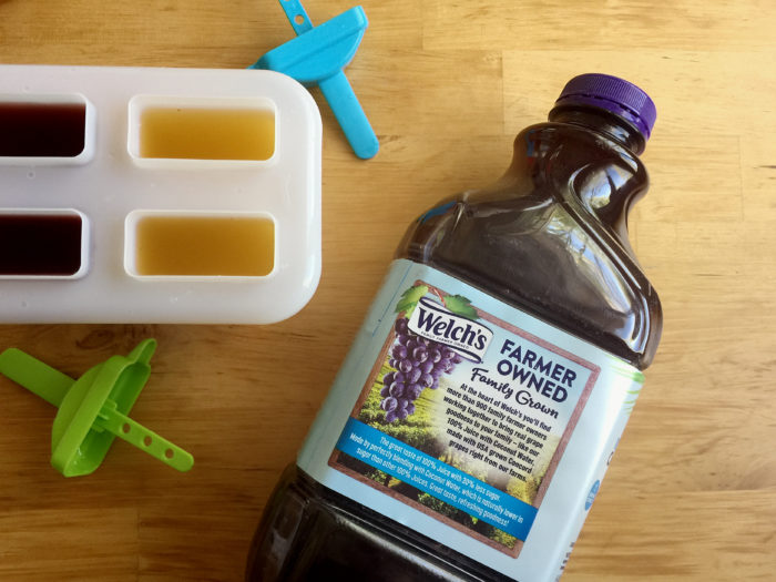 Healthy Hydration Parenting Hack © www.roastedbeanz.com [AD] #Welchs