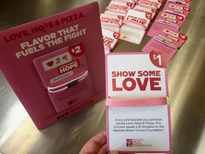 How To Team Up Against Cancer © www.roastedbeanz.com [AD] #LoveHopePizza