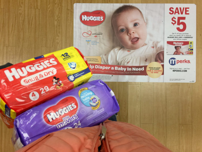 No Baby Unhugged At Meijer And WIN Diapers for a year! ©www.roastedbeanz.com [AD] #DiaperNeed #Hugs4Huggies