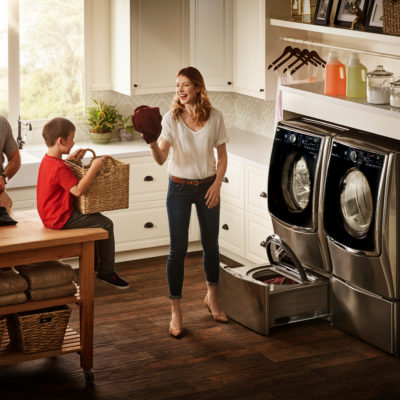Save Time & Money With The LG TwinWash System