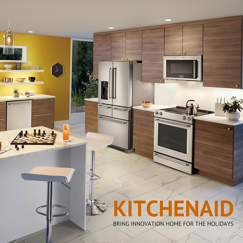 Bring Innovation Home For The Holidays With KitchenAid © www.roastedbeanz.com #KitchenAid #ad