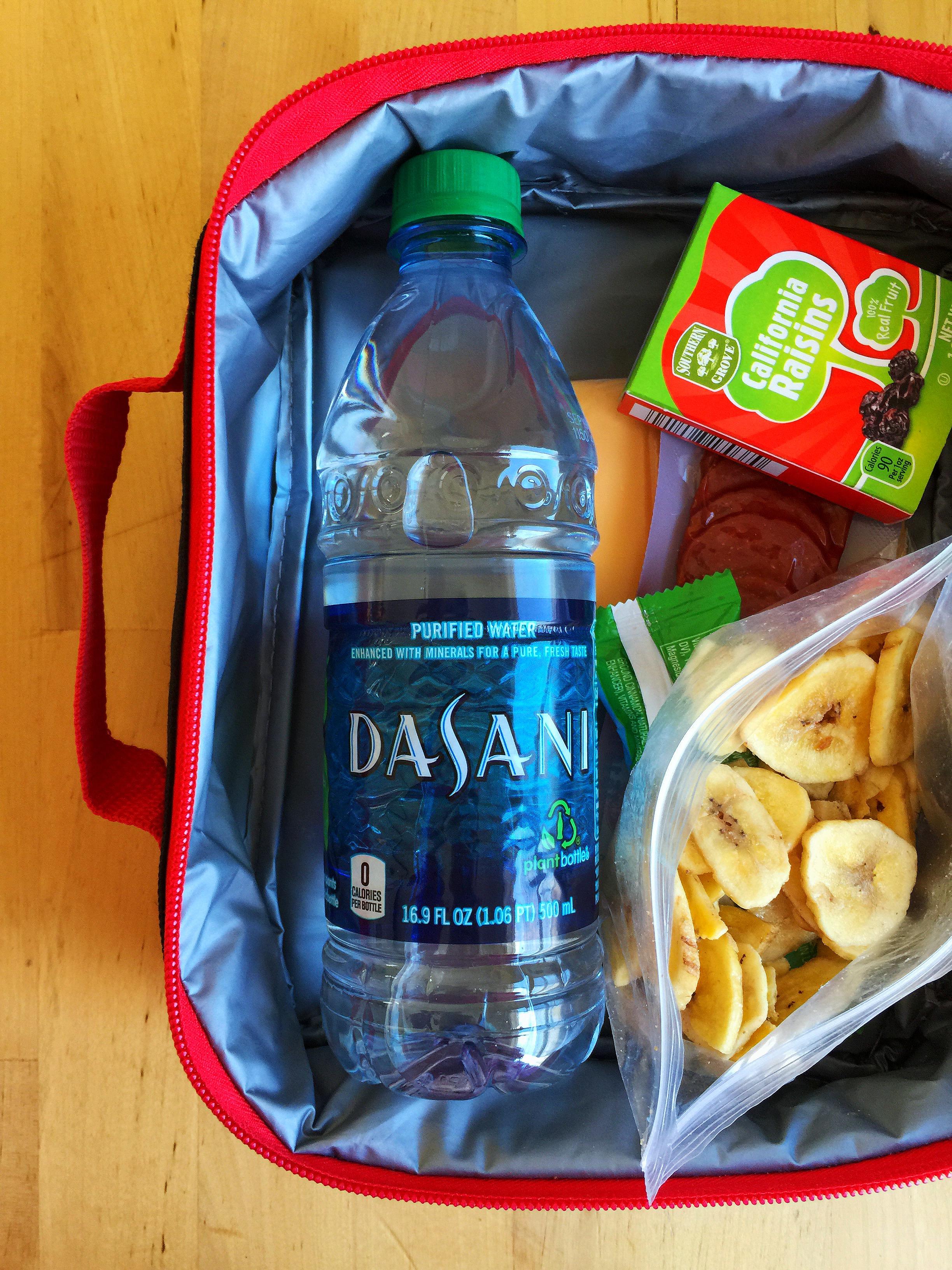 Keep School Lunches Sustainable With Desani PlantBottle® © www.roastedbeanz.com #GreenBottleCap #ad #datarank
