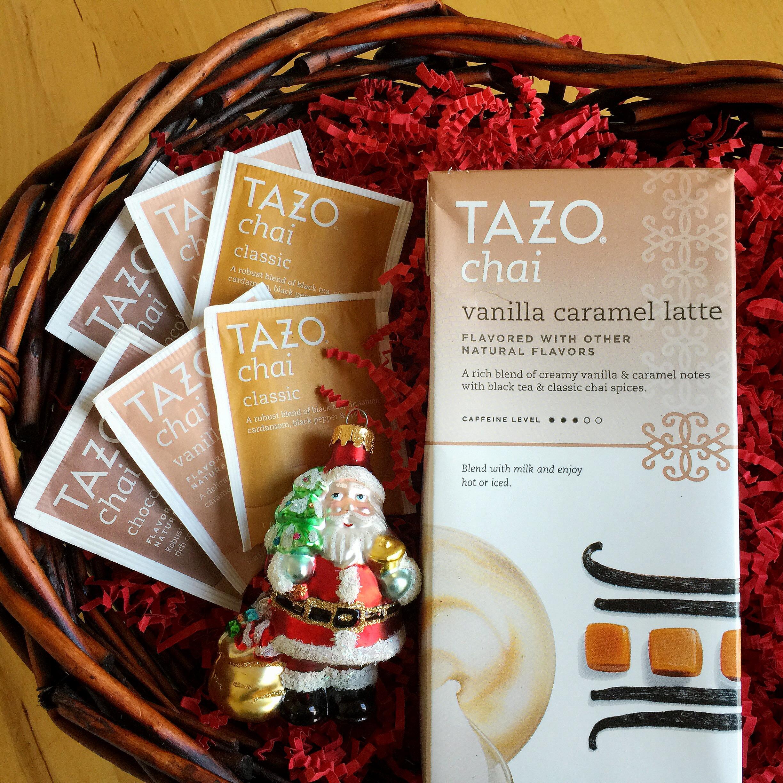 Sweet Meets Spicy With Tazo Chai Vanilla Caramel Latte © www.roastedbeanz.com #SweetMeetsSpicy #ad #smiley360 #tazo