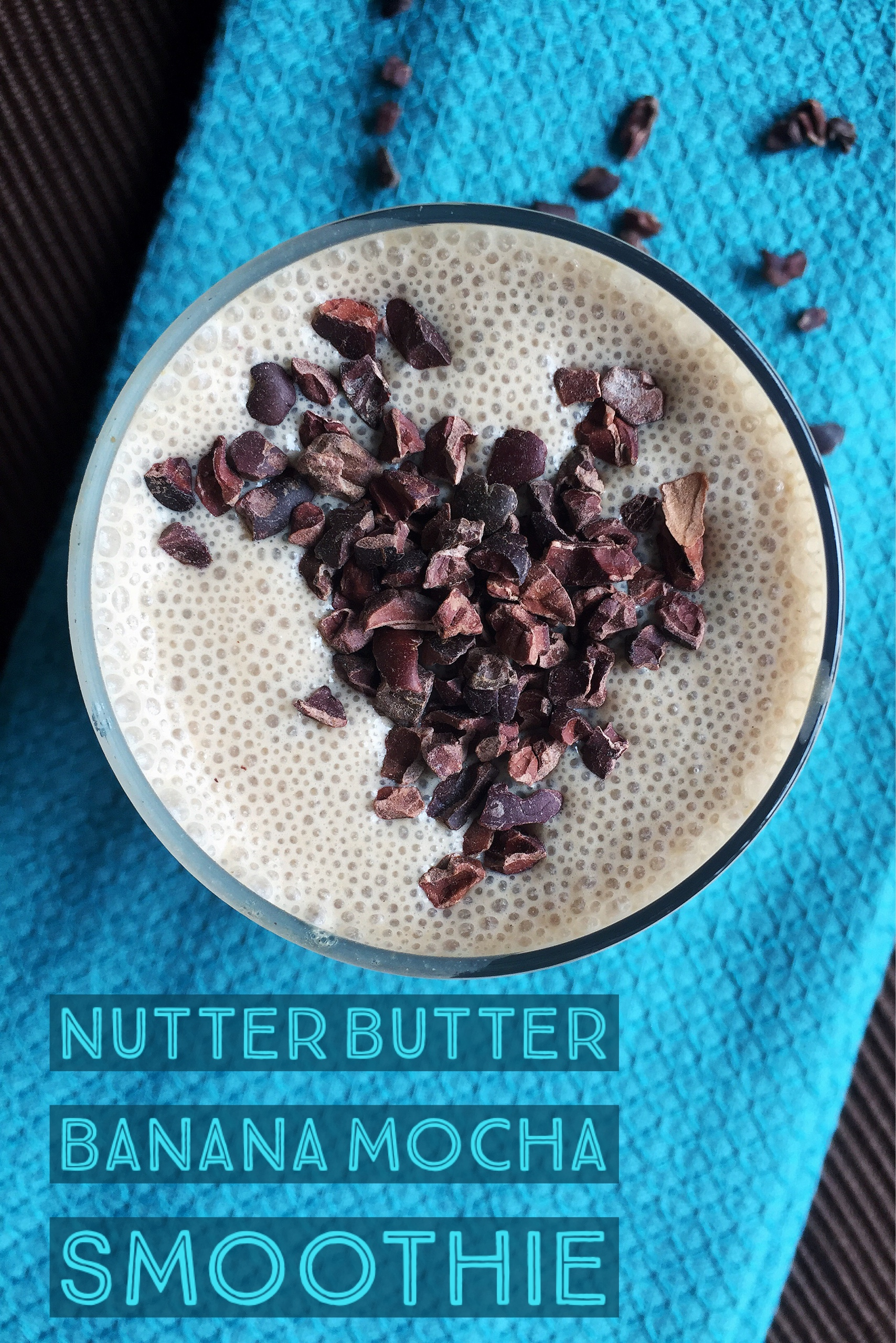 Better For You Mornings With Tasty Peanut Butter And Greek Yogurt Smoothies! © www.roastedbeanz.com #MySmoothie [AD] #CollectiveBias #shop