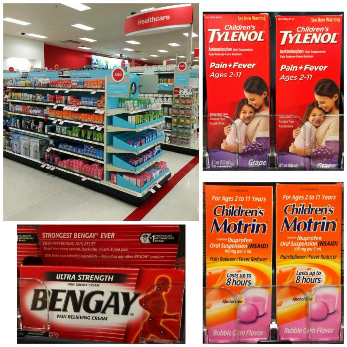 Be positively prepared for this back to school season with Motrin®, Tylenol®, and Bengay® at Target®! © www.roastedbeanz.com #PositivelyPrepared #BacktoSchool [AD] #CollectiveBias #shop