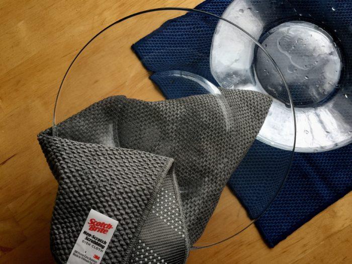 Wash Away Holiday Mess With Scotch-Brite® Scrubbing Dish Cloth © www.roastedbeanz.com #WipeAwayHolidayMess [AD] #CollectiveBias #shop