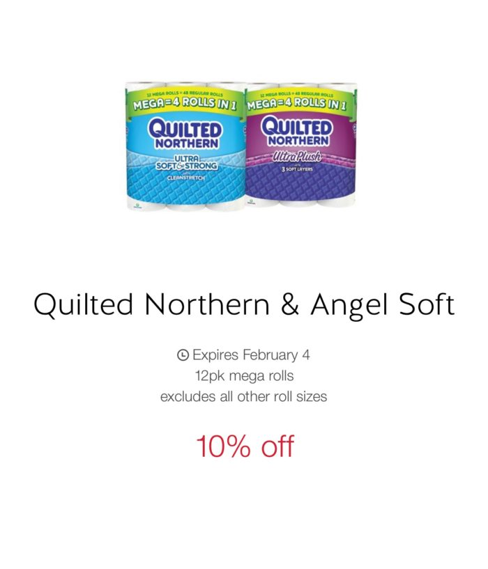 How to Roll On Game Day With Quilted Northern © www.roastedbeanz.com #MegaGame [AD] #CollectiveBias #shop