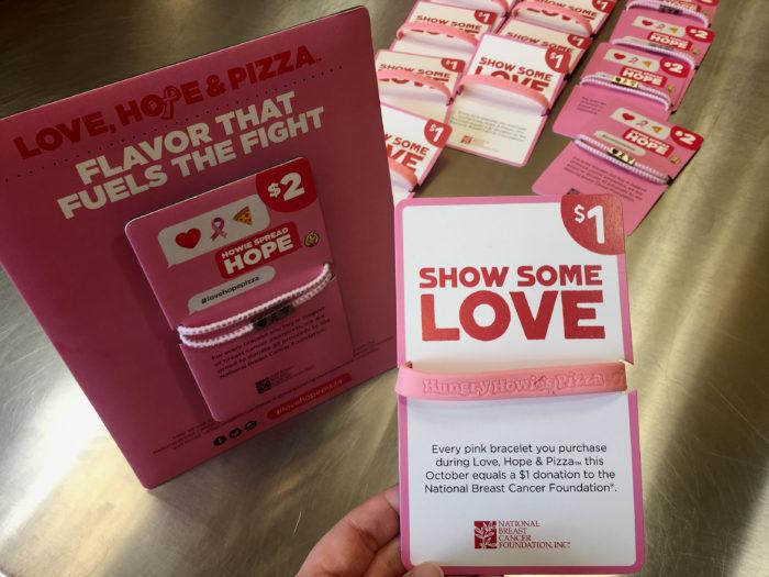 How To Team Up Against Cancer © www.roastedbeanz.com [AD] #LoveHopePizza