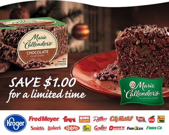 Trim The Tree With This Easy Double Chocolate Loaf Ice Cream Cake Recipe ©www.roastedbeanz.com [AD] #ServingUpTheSeason