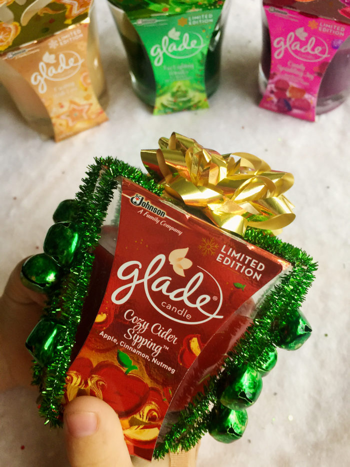 The Best Ways To Gift Glade Holiday Cheer ©www.roastedbeanz.com [AD] #GladeHolidayCheer
