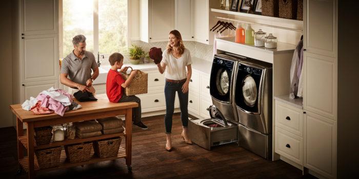 LG Appliances Twin Wash System At Best Buy © www.roastedbeanz.com [AD]